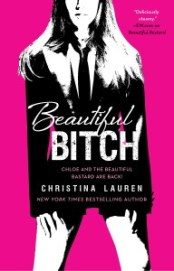 Couverture édition française de Beautiful Bitch Christina Lauren chez Hugo Romans
