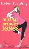 Couverture du Journal de Bridget Jones d'Helen Fielding