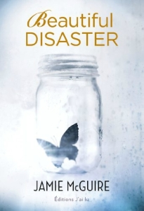 Couverture Beautiful disaster Jamie McGuire