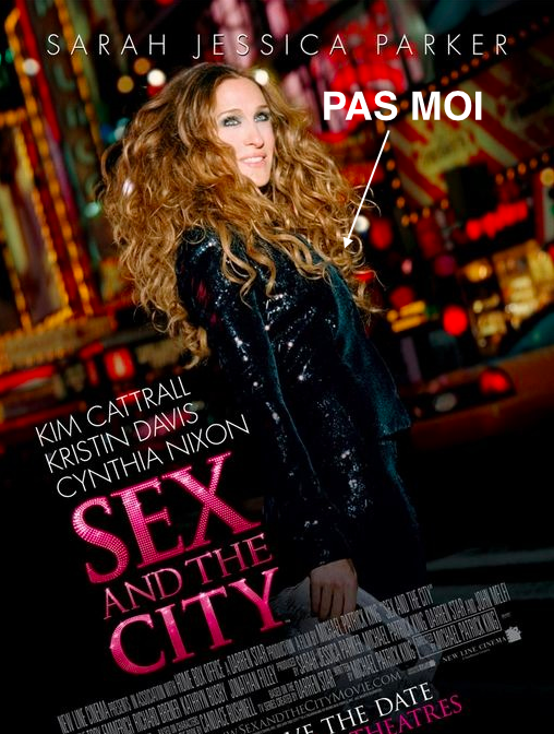 Affiche Sex and the City