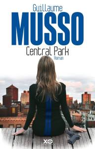 Couverture de Central Park de Guillaume Musso
