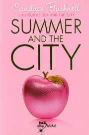 Couverture de Summer in the City (Le journal de Carrie tome 2)