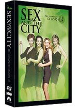 Sex and the City DVD saison 3