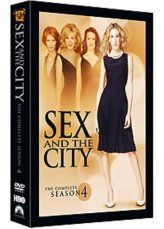 Sex and the City DVD saison 4