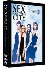 Sex and the City DVD saison 2