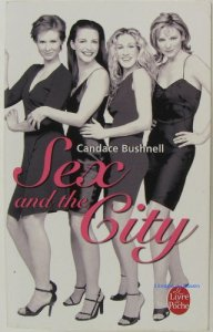 Couverture de Sex and the City (Livre de Poche)