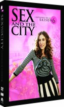 Sex and the City DVD saison 6