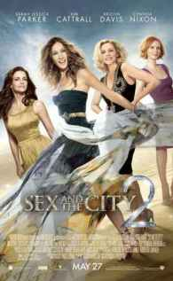 Sex and the City 2 le film affiche