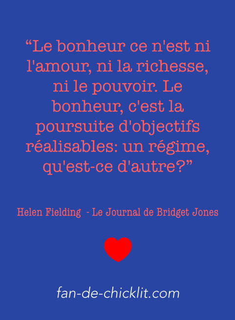 citation film bridget jones