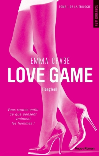 Couverture de Love Game de Emma Chase
