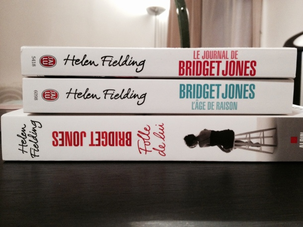 photojournal de bridgetjones 3 tomes