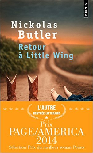 retour à little wing couverture